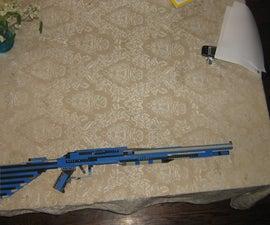Lego Benelli m4 shotgun