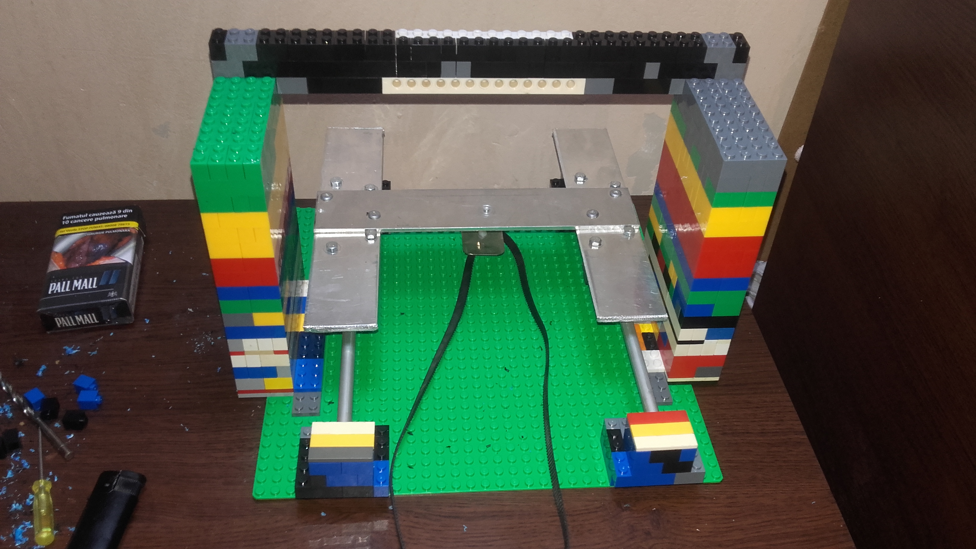 Picture of  3d Printer Lego