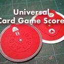 Universal Card Game Scorer