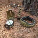 Ultimate Paracord Survival Bracelet