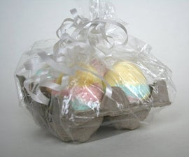 Egg Bath Bombs