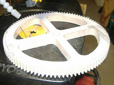 Cutting Out Gears