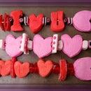 Valentine Peep Kebabs