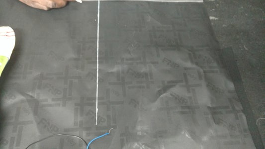Crafting the Hydration Pack Cover