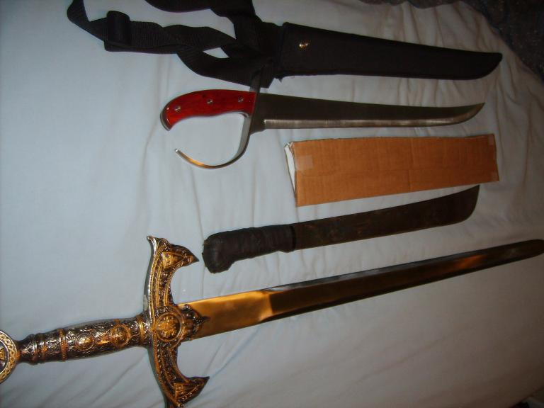 Picture of Sword Sheath