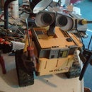 EZ-Robot Wall.E