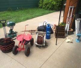 Successful Garage Sale Set Up