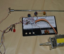 Recycled Theremin
