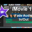 iMovie 10 - How to Fade an Audio Track In or Out