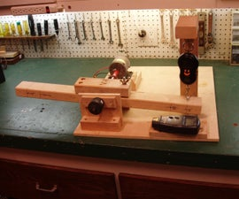 Bench Top Dynomometer