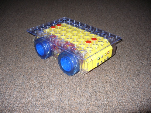 Picture of Snap Circuits Rover