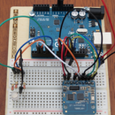 Control LED light color via an Arduino and an iPhone over BLE