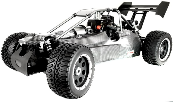Picture of Prepare the Buggy Skeleton