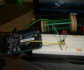Stupid Simple Arduino LF RFID Tag Spoofer