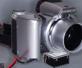 Weekly Project: Starry Sight--A DIY CCD Camera for Astrophotography