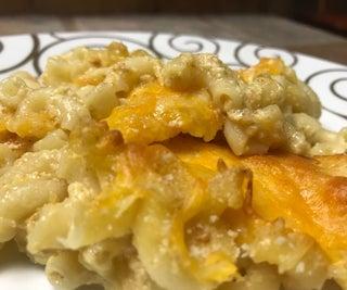 Best Homemade Macaroni & Cheese