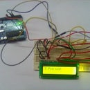 Interfacing of LCD With Arduino Uno by Using Only 3 Pins