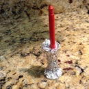 Zombie Apocalypse Candle