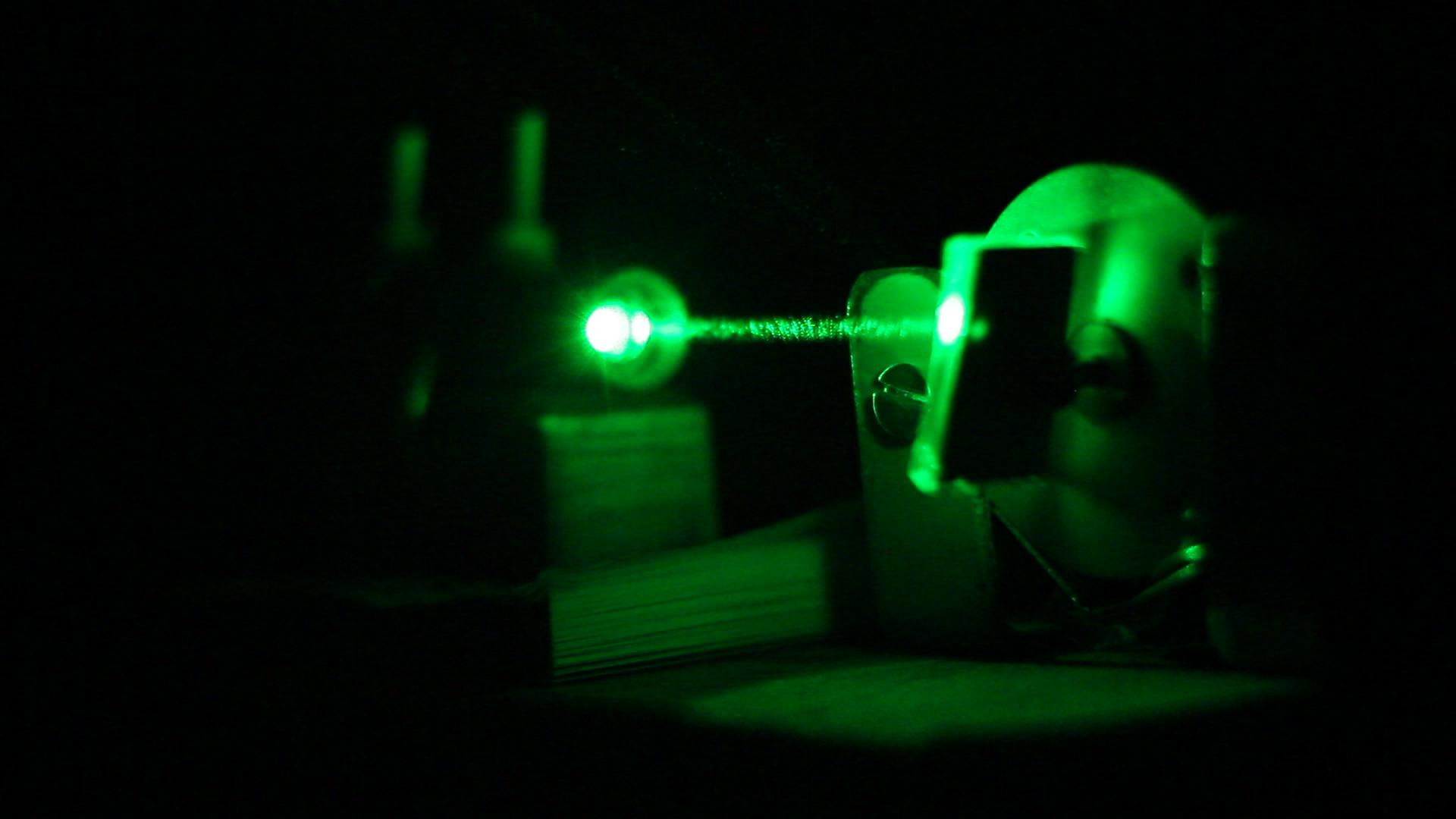 Picture of Frameless Laser Harp