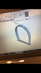 Second Step: Creating the Final Headband