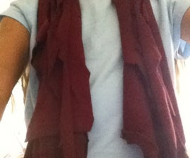 Easy Awesome Fashionable Scarf!!