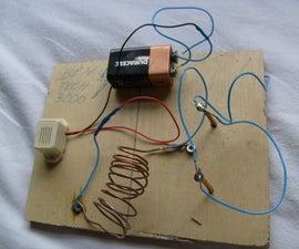 How to make a lie detector (sort of)