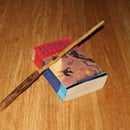 Handcarved Wooden Wand