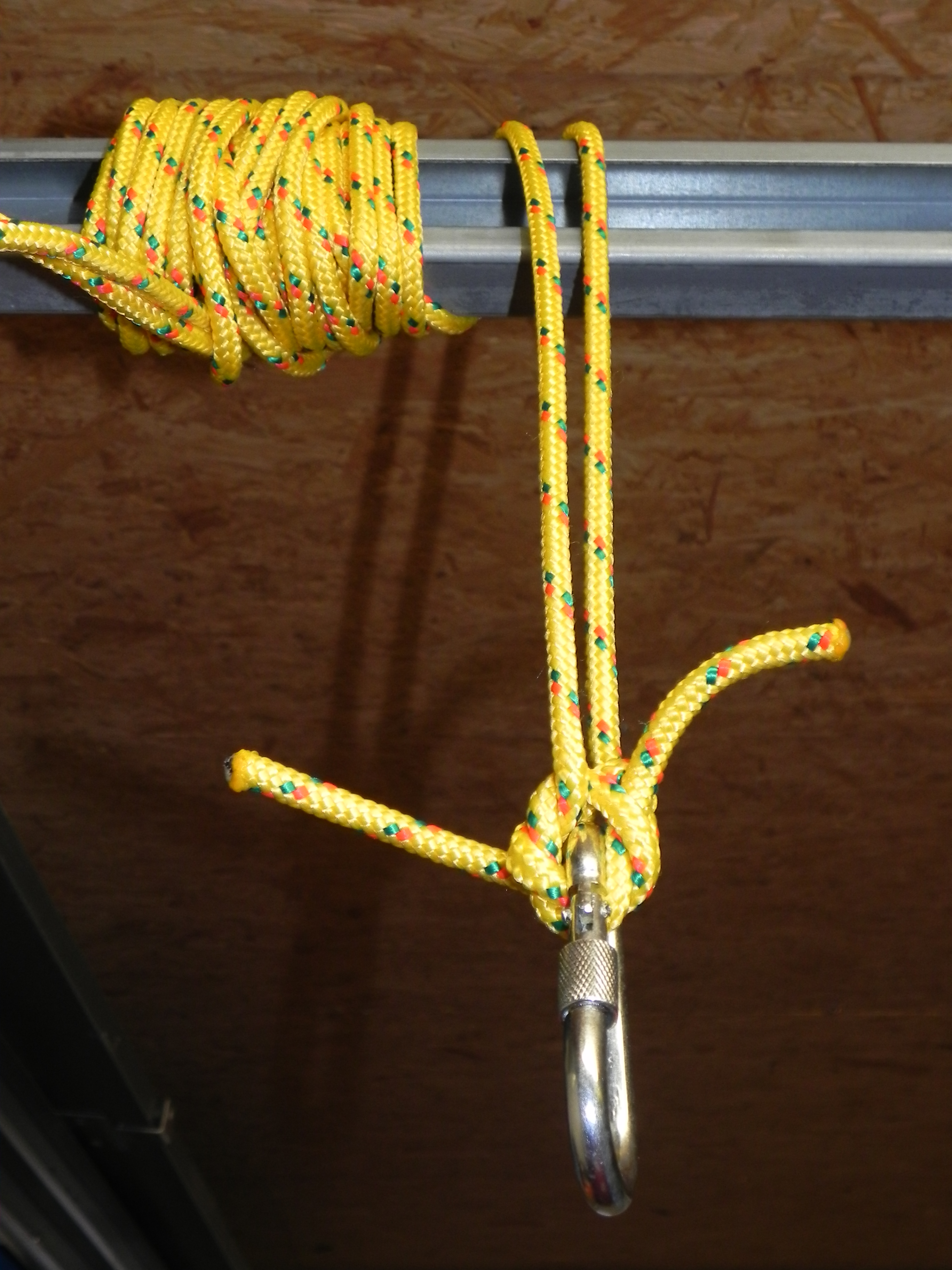 Picture of First Rope