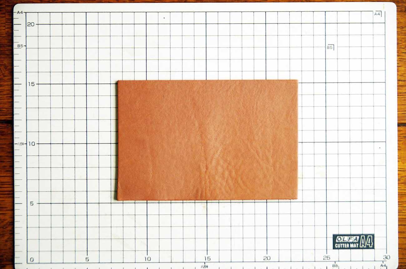 Picture of Prepare the Leather