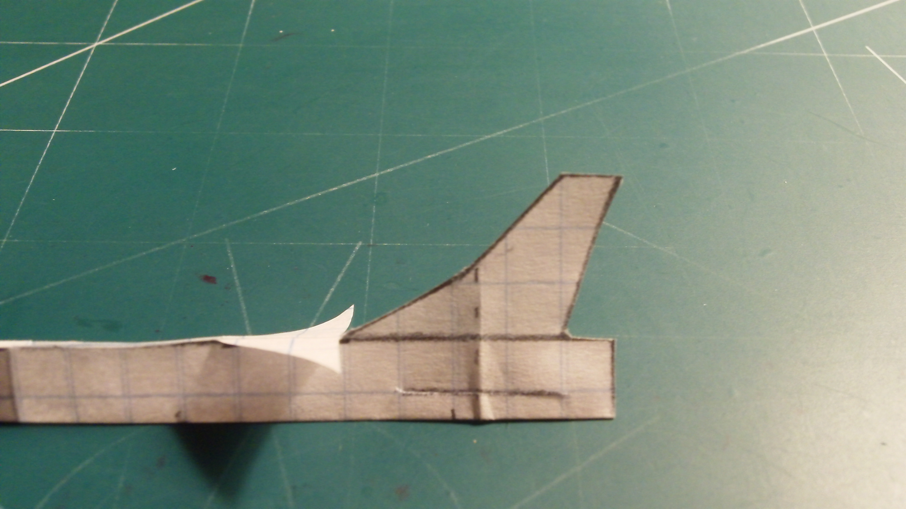 Picture of Constructing the Fuselage