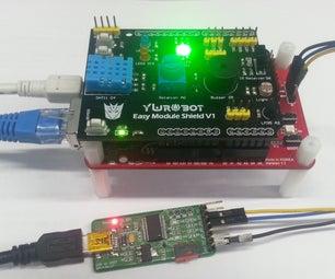 IoT Base Platform With GCC, WIZwiki-W7500 : MQTT
