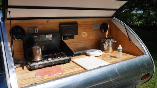 Galley and Hatch