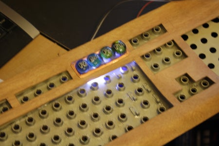 Modifications to the Keyboard