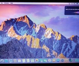 Install Mac OS X Sierra in PC