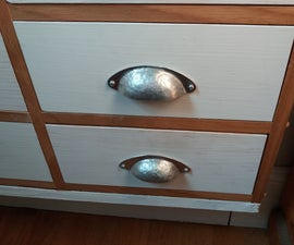 Oldfashioned Drawer Pulls