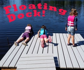One Tool Floating Dock
