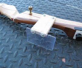 Acrylic bow sight