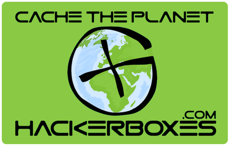 Geocaching - an Introduction