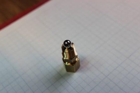 Type II: Brass Tubing Fittings and  Ball Bearing