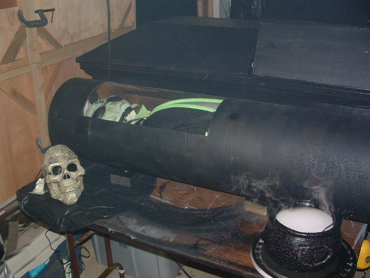 Picture of Alien Sleep Tube