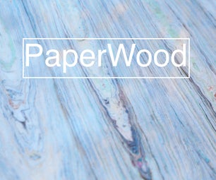How to Re-Engineer Paper Back Into Wood