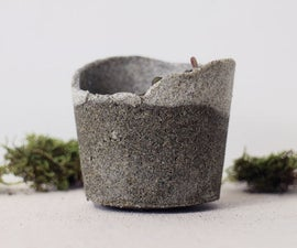 Flexible Stone Pots