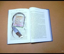Easy Way to Make a Book Safe