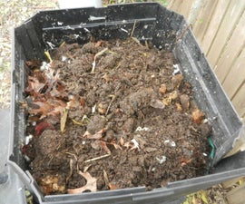 Recycle Diapers into Great Compost
