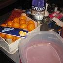 Vodka Clementines