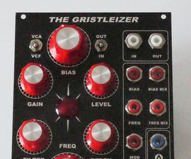 Gristleizer Synthesizer Module Build Guide