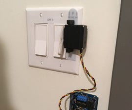 Automatic Light Switch