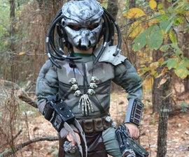 Easy Predator Costume