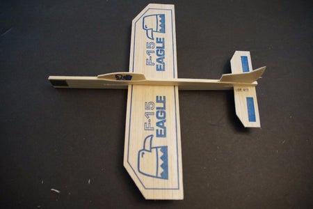 Assemble Glider.