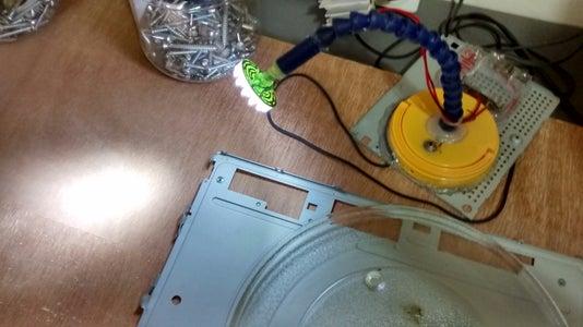 DIY 24 LED Spotlight